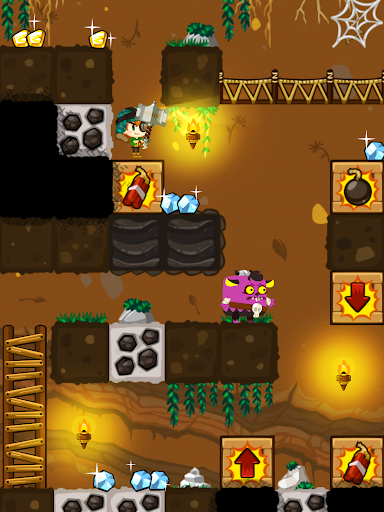 Pocket Mine 3 - screenshot