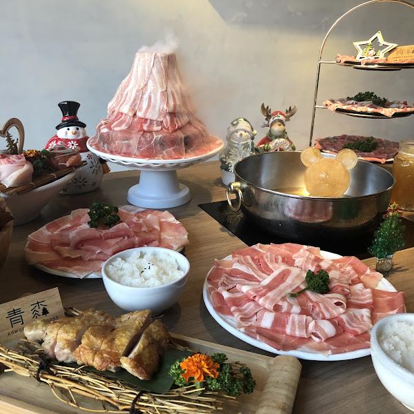 米奇昆布超可愛的! 每次想吃好一點的餐廳都會想到青森,價格可以接受、有肉又有海鮮,好滿足👍🏻
