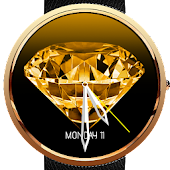 Diamond Animated 3D WatchFace