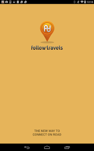 Follow Travels- screenshot thumbnail