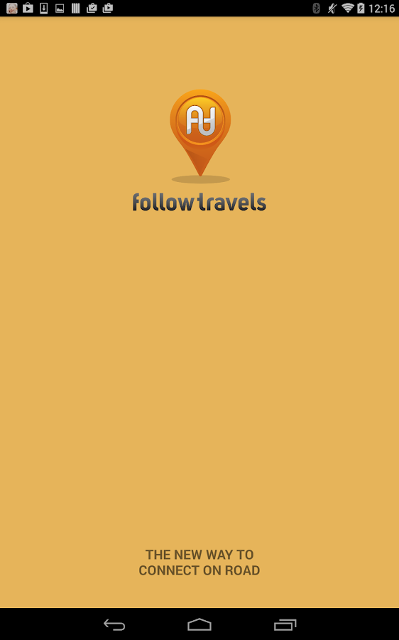 Follow Travels- screenshot