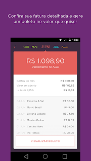 Nubank screenshot 04