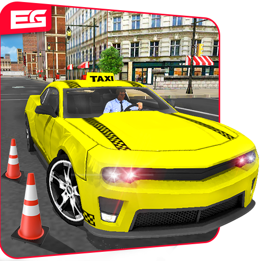 Free Taxi Girl Rider: The Parking Mania Game 2017