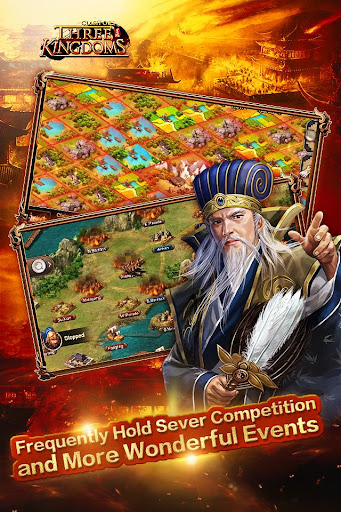 Clash of Three Kingdoms 9.8.2 screenshots 5