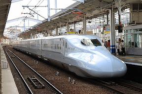 JR西日本 N700系7000番台「さくら」
