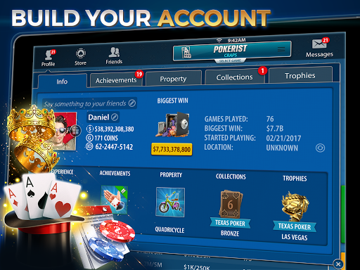 Vegas Craps by Pokerist 34.2.0 screenshots 7