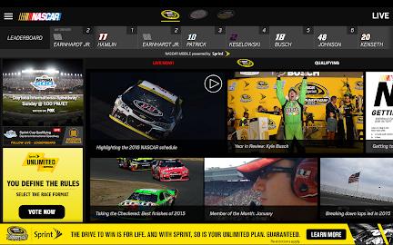 NASCAR MOBILE Screenshot 6