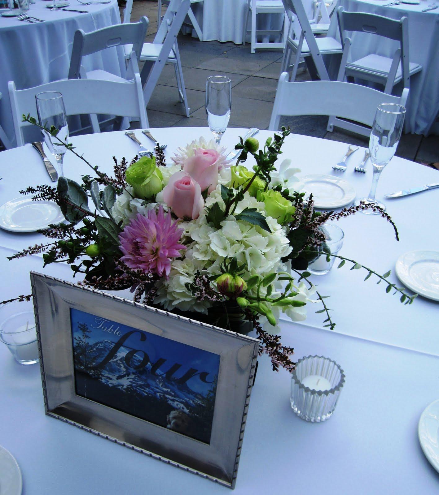 Wedding Flowers Centerpieces Cost: Marga's Blog: Hydrangea Tulip Bridal Wedding Floral