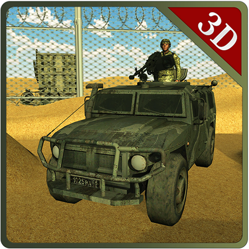 Army Truck Border Patrol (game)