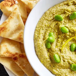 Edamame Hummus.