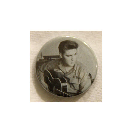 Elvis Presley - Arme - Badge