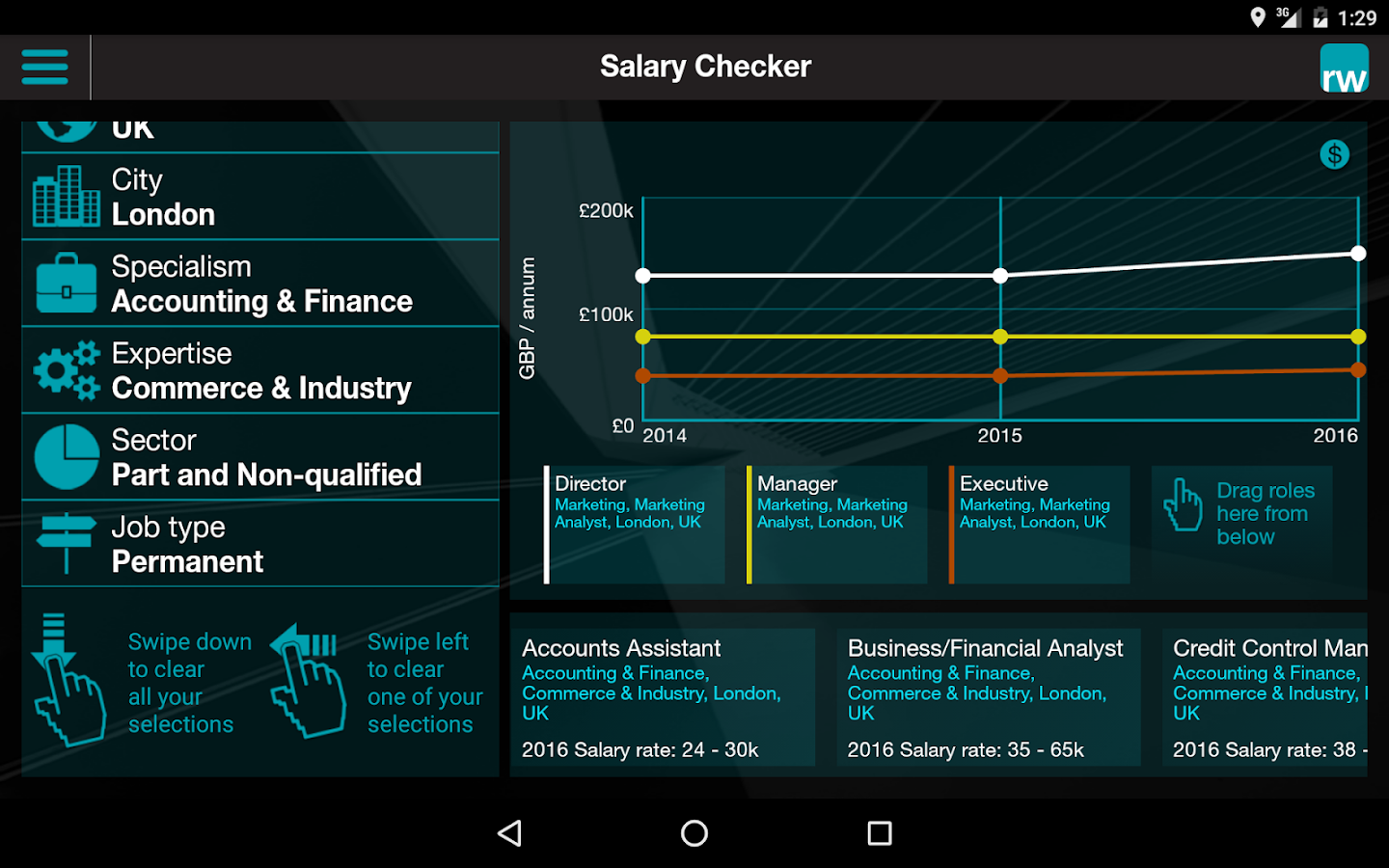 salary checker android apps on google play salary checker screenshot