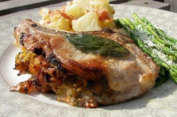 Costolette Di Maiale Con Salvia (pork Chops With Recipe