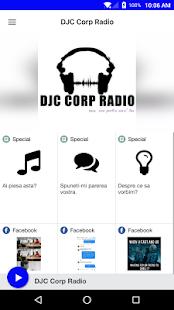 DJC Corp Radio - náhled