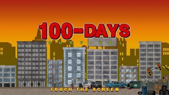 100 DAYS – Zombie Survival Mod Apk (Unlimited Diamonds) 7
