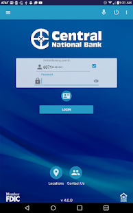 Central National Bank Mobile- screenshot thumbnail