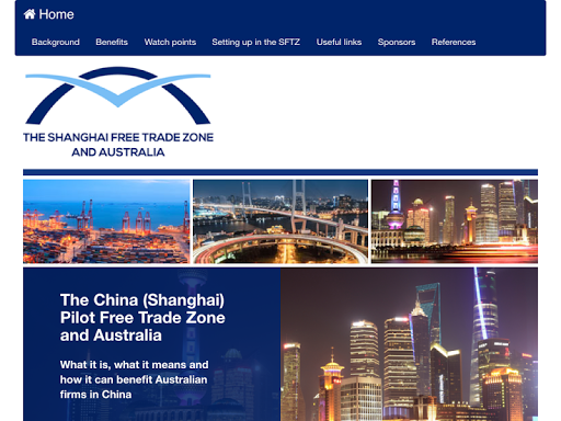 shanghai free trade zone Most recently, the shanghai free trade zone (ftz), seen as the testing ground of china's economic reforms, has garnered a lot of attention in this month's issue of china briefing, we introduce the simplified company establishment procedure unique to the zone and the loosening of capital requirements to be applied nationwide this march.