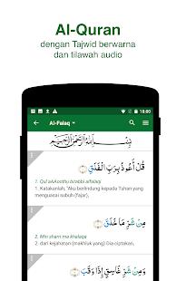 Muslim Pro - Waktu Sholat, Adzan, Quran, Kiblat Screenshot