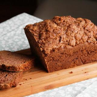 Cinnamon Bacon Streusel Bread