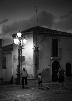 La sera di Mario Leclere