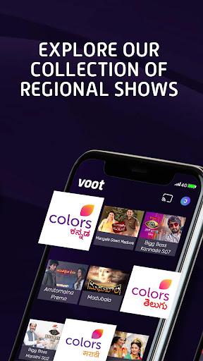 Voot - Watch Colors, MTV Shows, Live News & more screenshot 5