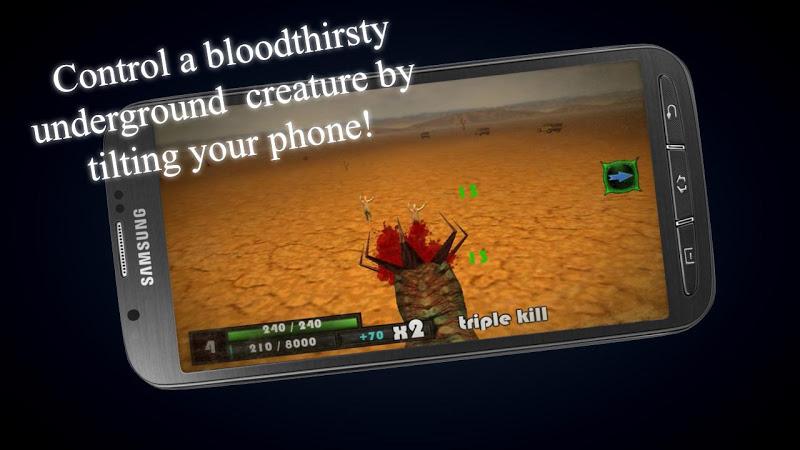 Скриншот Worm of Death 3D