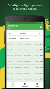 Football Betting Statistics - náhled