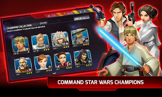 Star Wars: Galactic Defense para Android
