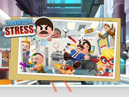 Beat the Boss 4: Stress-Relief Game. Kick the jerk  screenshots 8