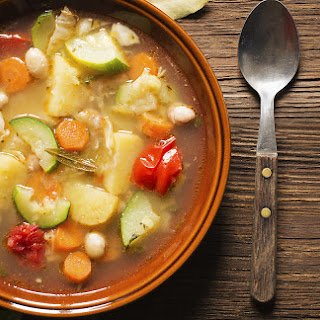 Mageirio – Ikarian Chunky Vegetable Stew.