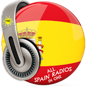 All Spain Radios in One Free