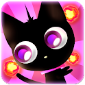 The Ultimate Black Cat Runner icon