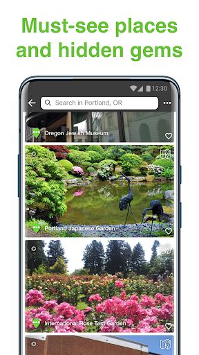 Portland SmartGuide - Audio Guide & Offline Maps screenshot 3