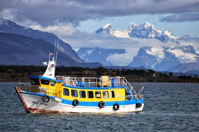 Chile, Puerto Natales