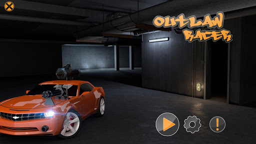 Outlaw Racer Action Game