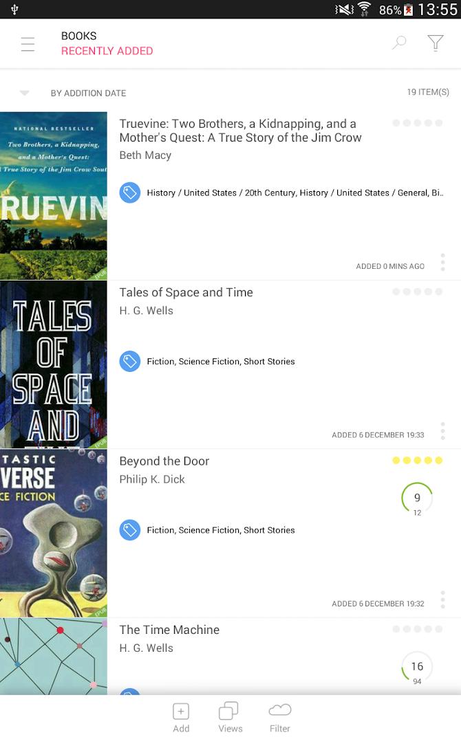 Bookari Ebook Reader Premium Android 18