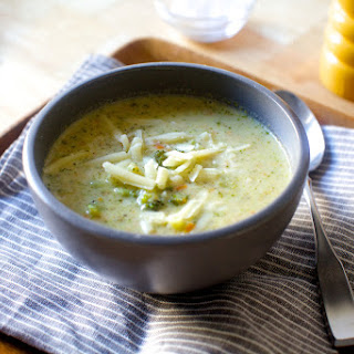 Kosher Dairy Soups Recipes