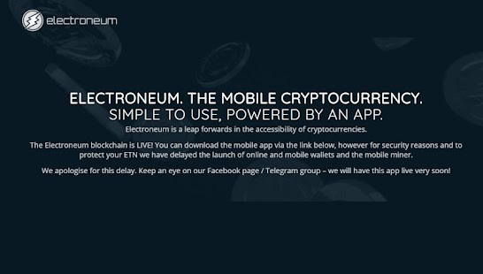 Electroneum Coin Price In INR, USD & BTC - náhled