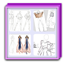 Fashion Sketching Tutorial icon