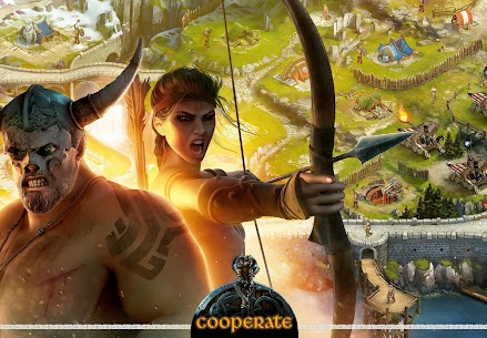 Vikings: War of Clans Apk 10