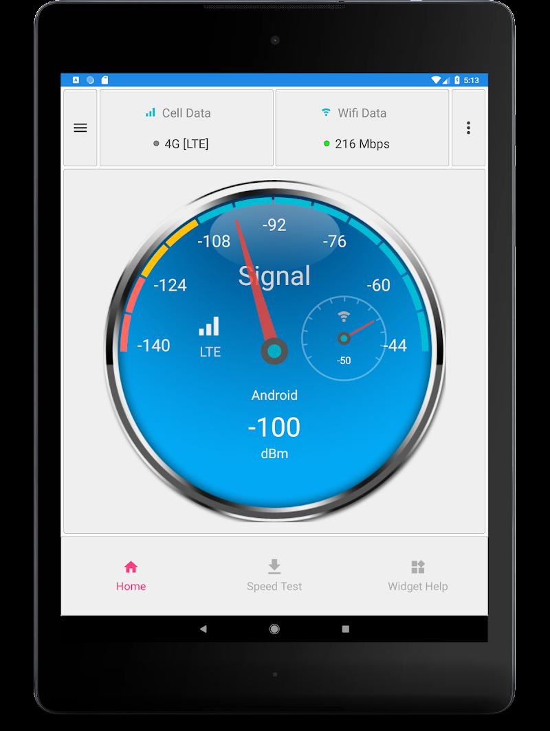 Signal Strength Screenshot 8