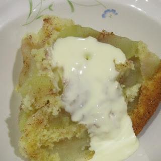 Apple Sponge Dessert Recipe