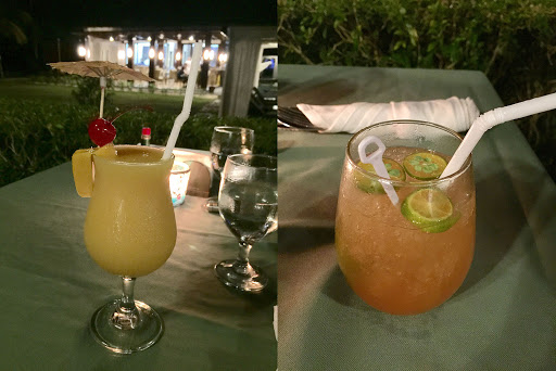 Agotata Restaurant drinks