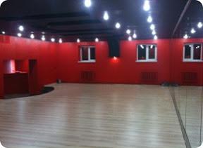 Занятия в новом зале Unidance в Твери