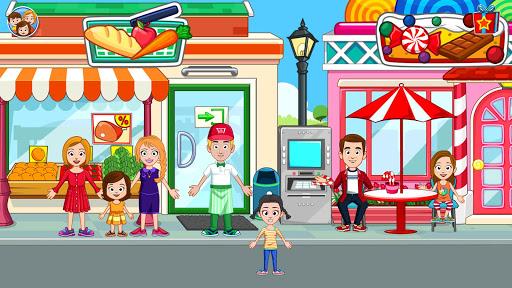 My Town : Stores. Fashion Dress up Girls Game apkdebit screenshots 18