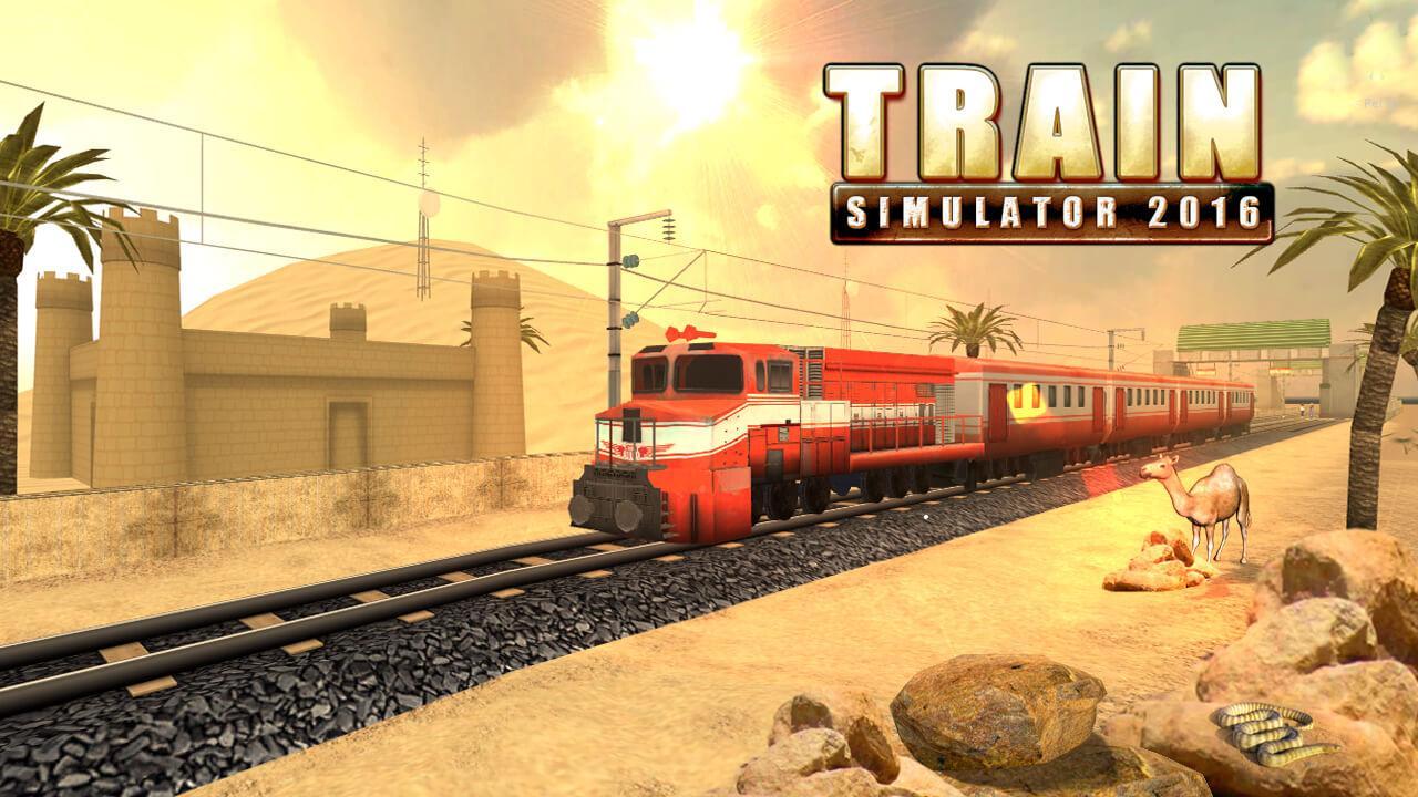 Screenshots of Train Simulator 2016 for iPhone