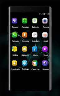 Theme for Galaxy S4 mini plus - náhled