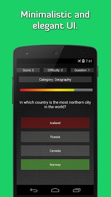 Quiz Time Ultimate Trivia Free - screenshot