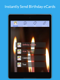 Uply Birthday Card App- screenshot thumbnail