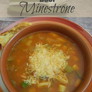 Minestrone With Beef Recipes